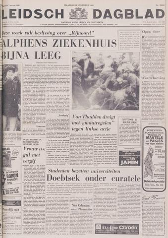 Leidsch Dagblad 1968-11-18