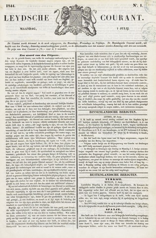 Leydse Courant 1844-07-01