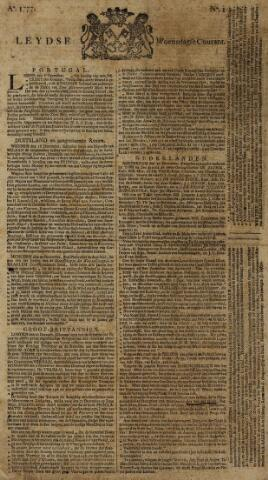 Leydse Courant 1777-01-01