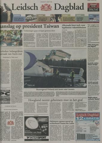 Leidsch Dagblad 2004-03-19
