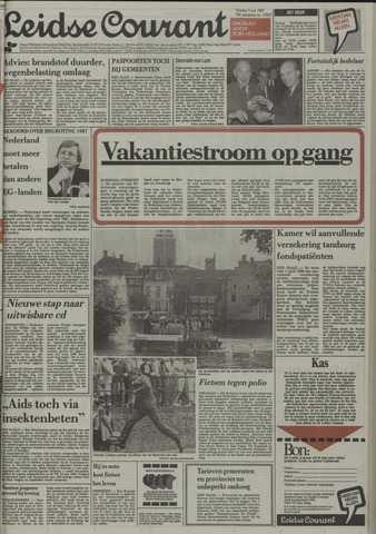 Leidse Courant 1987-07-03