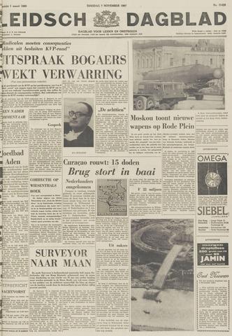 Leidsch Dagblad 1967-11-07
