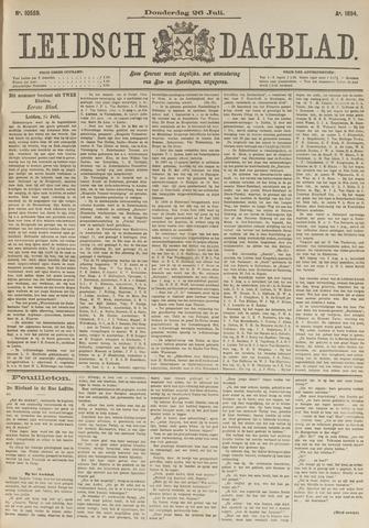 Leidsch Dagblad 1894-07-26