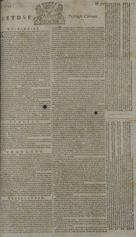 Leydse Courant 1743-06-28