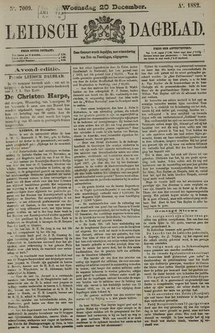 Leidsch Dagblad 1882-12-20