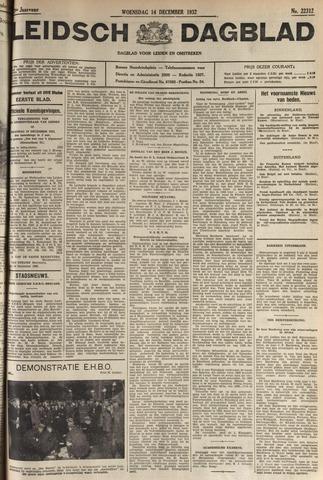 Leidsch Dagblad 1932-12-14