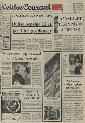 Leidse Courant 1974-07-31