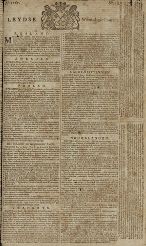 Leydse Courant 1767-07-01