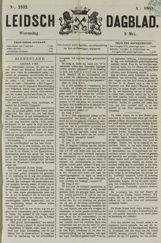 Leidsch Dagblad 1869-05-05