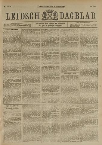Leidsch Dagblad 1902-08-21