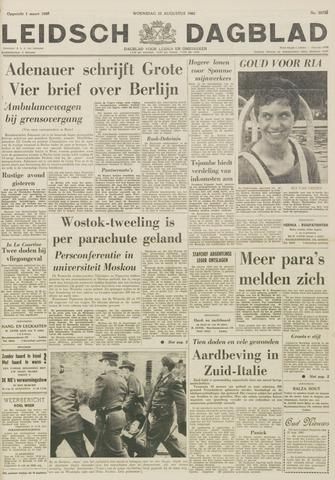 Leidsch Dagblad 1962-08-22