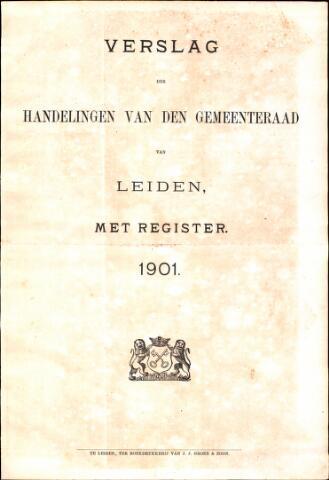 Handelingen van de Raad 1901-01-01