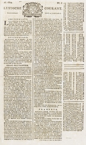 Leydse Courant 1824-01-14