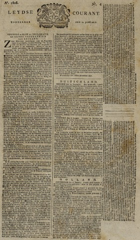 Leydse Courant 1808-01-13