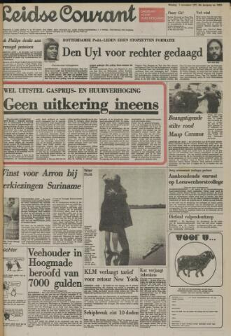 Leidse Courant 1977-11-01