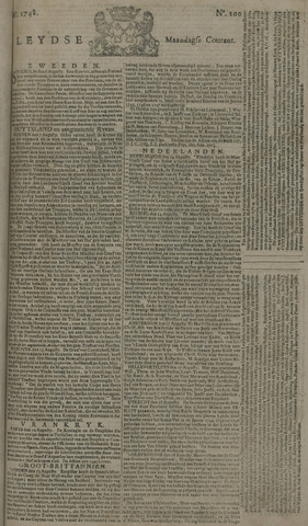 Leydse Courant 1748-08-19
