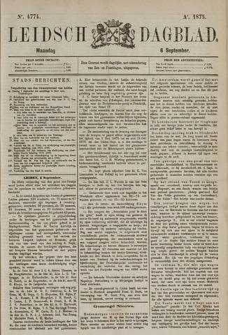 Leidsch Dagblad 1875-09-06