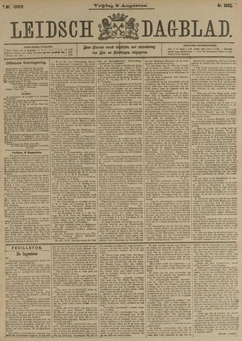 Leidsch Dagblad 1902-08-08