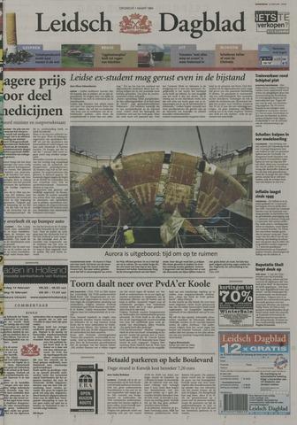 Leidsch Dagblad 2004-02-05