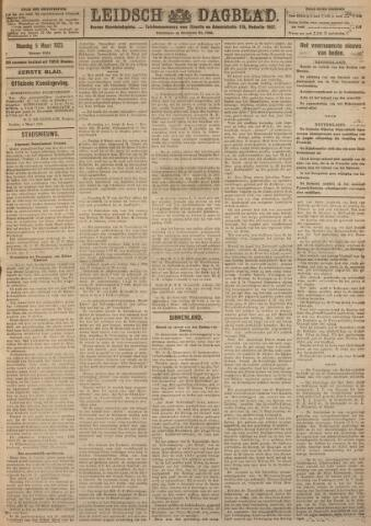 Leidsch Dagblad 1923-03-05
