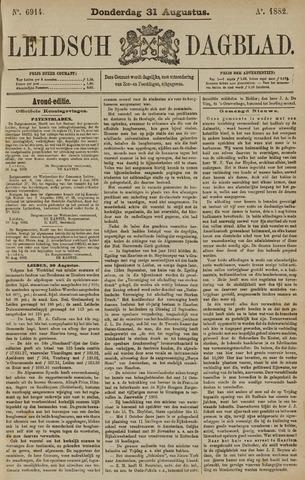 Leidsch Dagblad 1882-08-31
