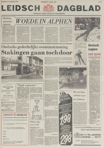 Leidsch Dagblad 1977-02-14