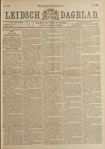 Leidsch Dagblad 1899-09-02