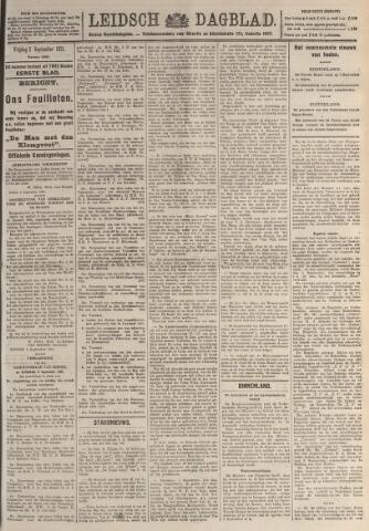 Leidsch Dagblad 1921-09-02