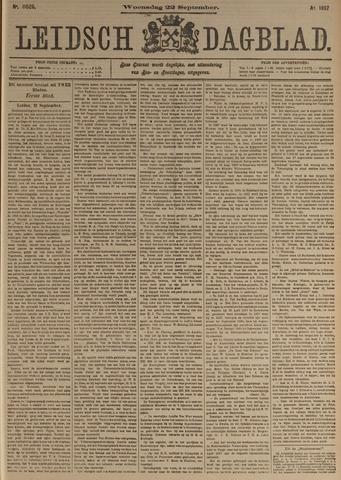 Leidsch Dagblad 1897-09-22