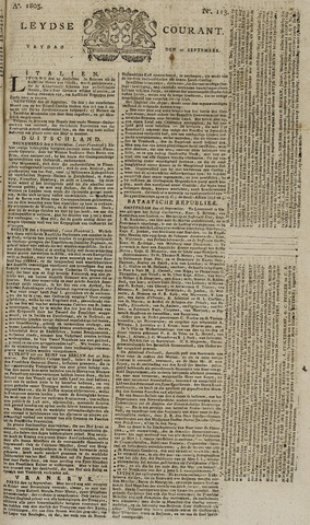 Leydse Courant 1805-09-20