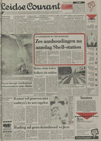 Leidse Courant 1989-04-18