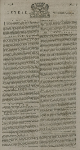 Leydse Courant 1736-12-19