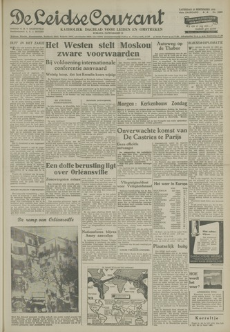 Leidse Courant 1954-09-11