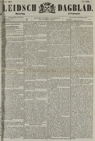 Leidsch Dagblad 1873-02-03
