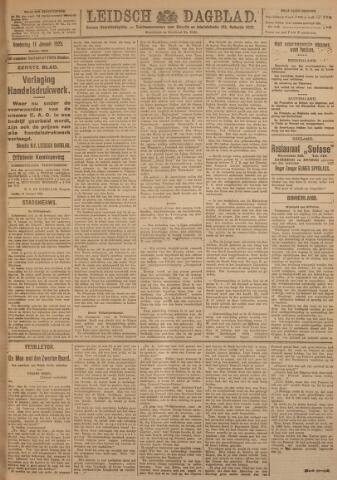 Leidsch Dagblad 1923-01-11
