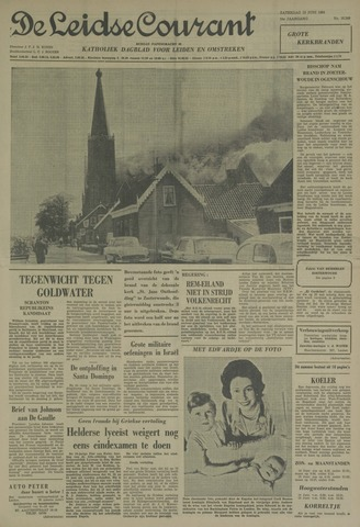 Leidse Courant 1964-06-13