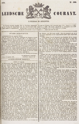 Leydse Courant 1875-08-28