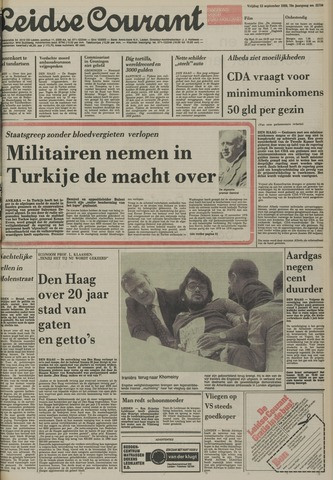 Leidse Courant 1980-09-12