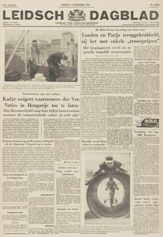 Leidsch Dagblad 1956-12-04
