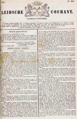 Leydse Courant 1879-11-08