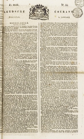Leydse Courant 1844-01-24