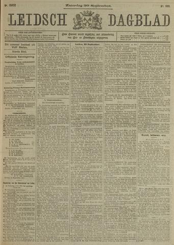 Leidsch Dagblad 1911-09-30