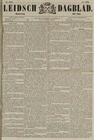 Leidsch Dagblad 1870-07-23