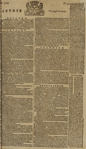 Leydse Courant 1752-04-14