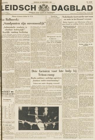 Leidsch Dagblad 1954-11-30
