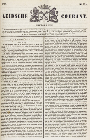 Leydse Courant 1875-07-06