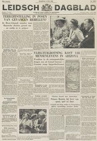 Leidsch Dagblad 1956-07-02