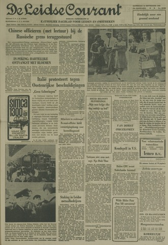 Leidse Courant 1963-09-14