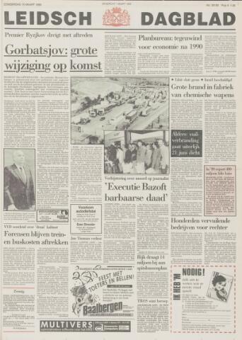 Leidsch Dagblad 1990-03-15