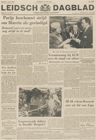 Leidsch Dagblad 1961-07-22